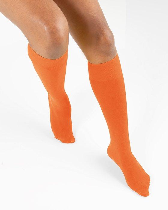 Orange Knee Highs Style# 1532 | We Love Colors