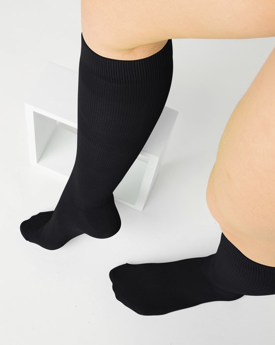1559 Black Sport Socks