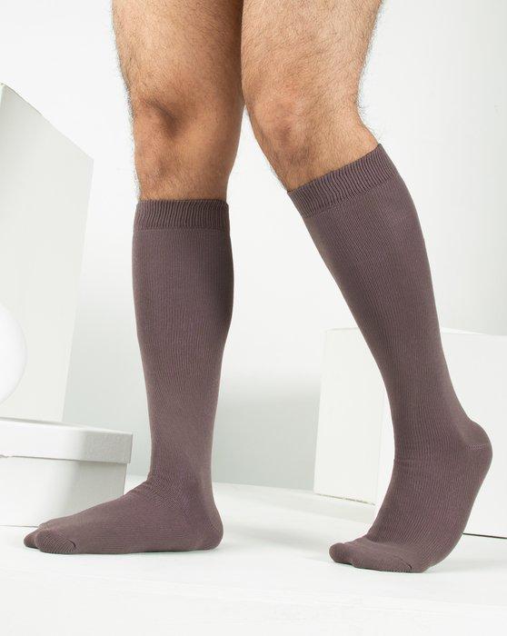 Mocha Sports Socks Style# 1559 | We Love Colors