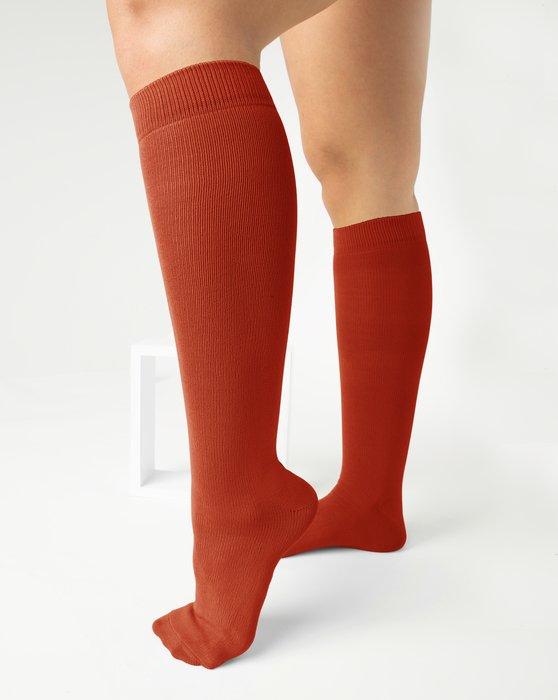 Rust Sports Socks Style# 1559   We Love Colors
