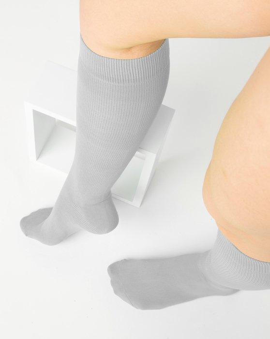 Light Grey Sports Socks Style# 1559 | We Love Colors