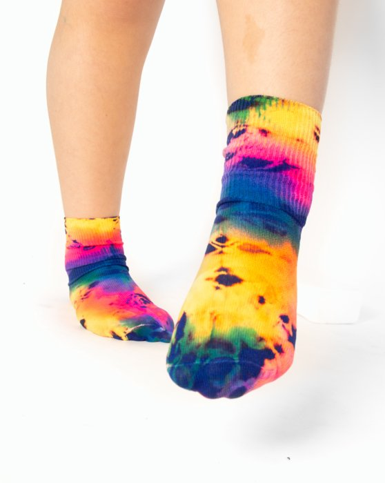 7411 Kids Nylon Socks Style# 1577   We Love Colors