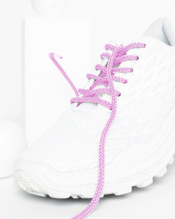 Orchid Pink Round Shoelaces Style# 3001 | We Love Colors
