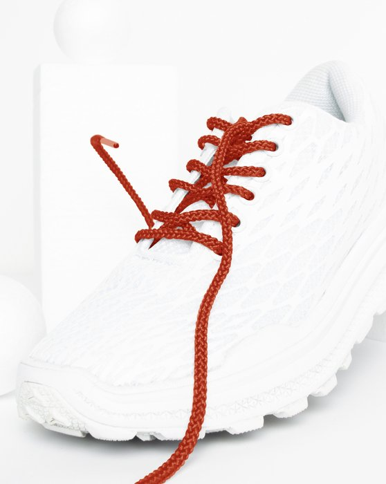 Rust Round Shoelaces Style# 3001 | We Love Colors