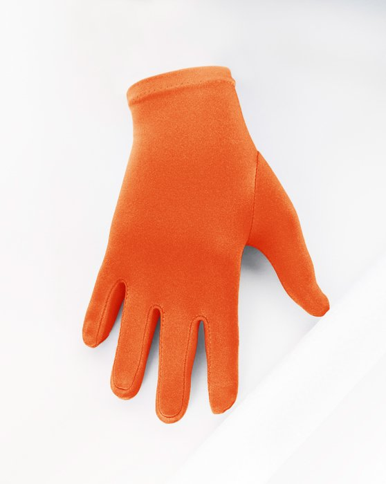 Orange Kids Gloves Style# 3171   We Love Colors