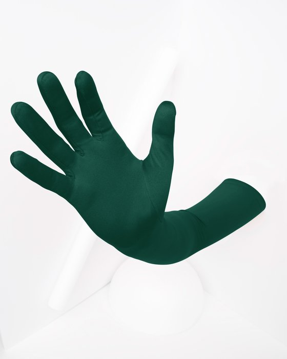 Hunter Green Shoulder Gloves Style# 3407   We Love Colors