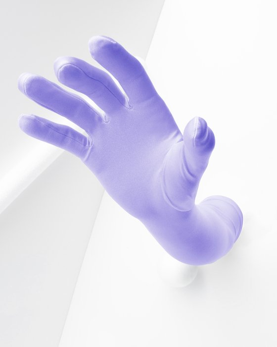 3407 Lilac Long Opera Gloves