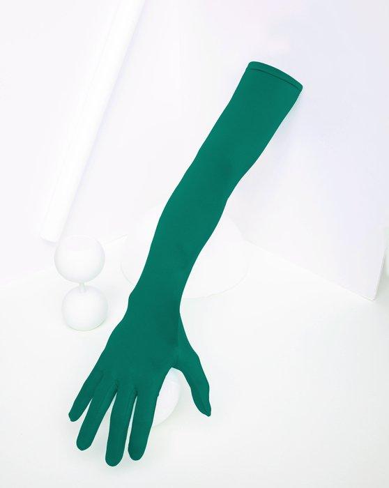 Emerald Shoulder Gloves Style# 3407 | We Love Colors