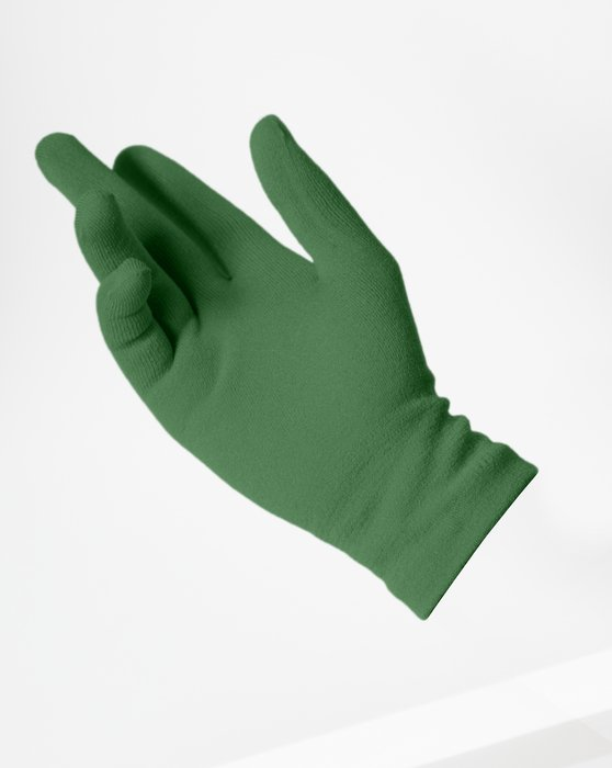 Emerald Short Matte Seamless Gloves Style# 3601 | We Love Colors