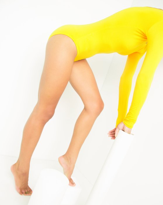 Closeout Scoop Neck Leotard Long Sleeve Style# 5001   We Love Colors