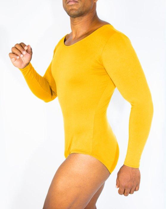 Long Sleeve Scoop Neck Leotard Style# 5002   We Love Colors