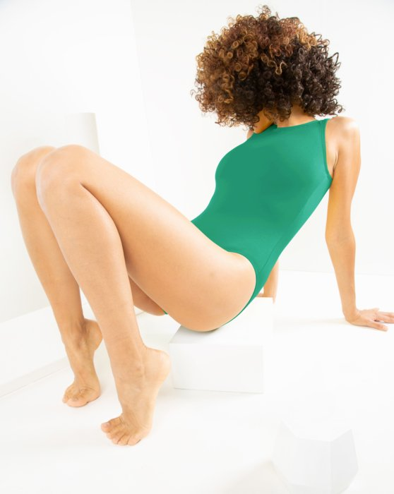 Emerald Tank Leotard