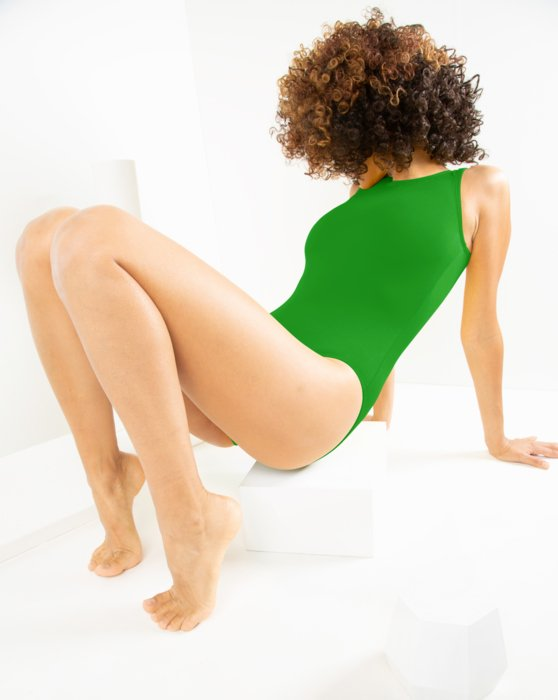 Kelly Green Tank Leotard Style# 5006 | We Love Colors