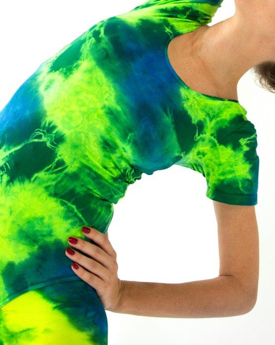 7214 Short Sleeve Bodysuit Style# 5013   We Love Colors