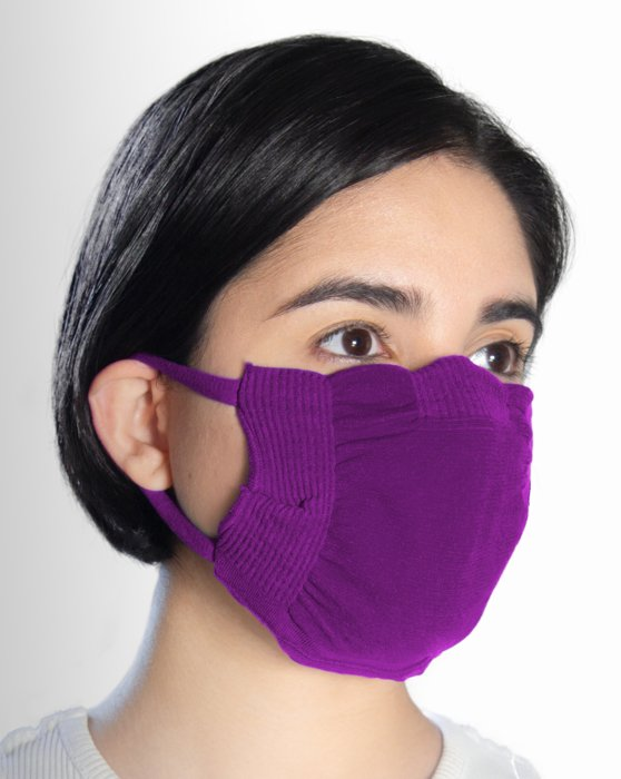 Amethyst Washable Color Mask Style# 8021 | We Love Colors