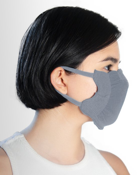 Grey Washable Color Mask