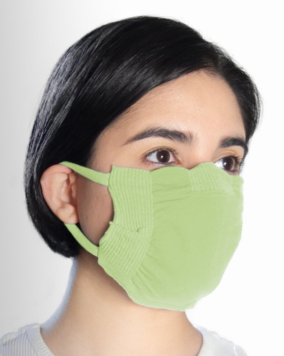 Mint Green Washable Color Mask Style# 8021 | We Love Colors