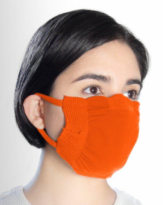 Orange Washable Color Mask Style# 8021   We Love Colors