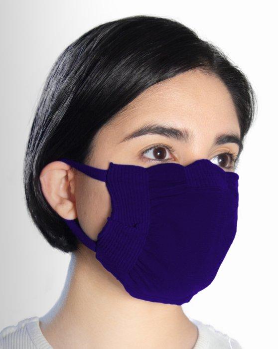 Purple Washable Color Mask Style# 8021   We Love Colors
