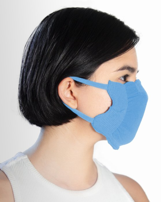 Sky Blue Washable Color Mask Style# 8021 | We Love Colors