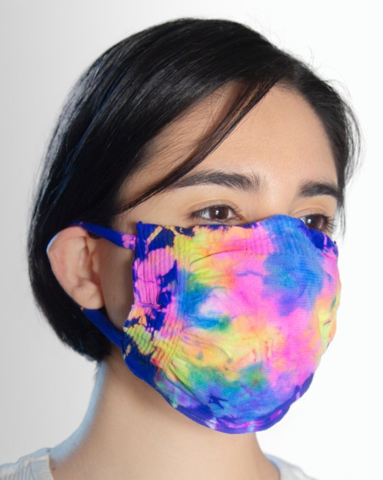 Washable Color Mask