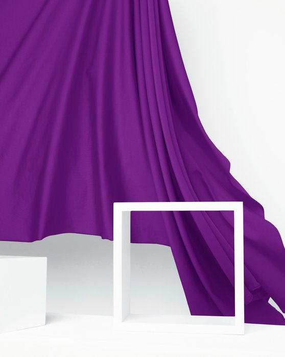 Amethyst Fabric Shiny Tricot Style# 8079 | We Love Colors