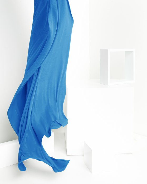Medium Blue Fabric Dull Tricot Style# 8101 | We Love Colors