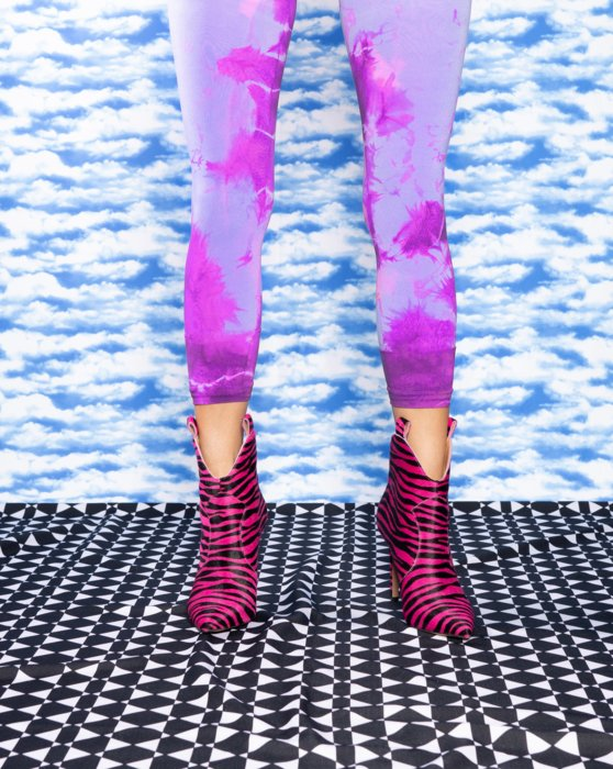 Royal Splash Colors Footless Tights 3 Pack Style# 8204 | We Love Colors