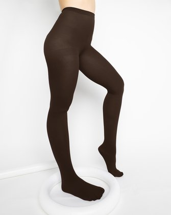 1001 W Brown Tights