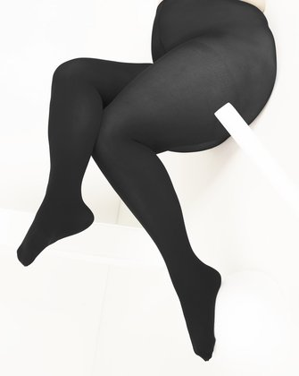 1023 W Charcoal Tights
