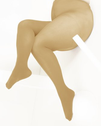 1023 W Light Tan Tights