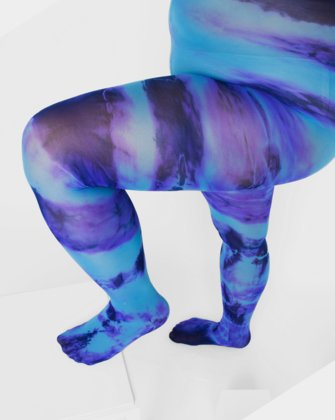 Plus Sized Tights And Hosiery | We Love Colors