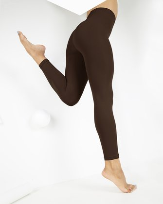 1025 W Brown Tights