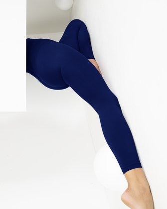 1025 W Navy Tights