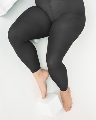 1041 W Charcoal Tights
