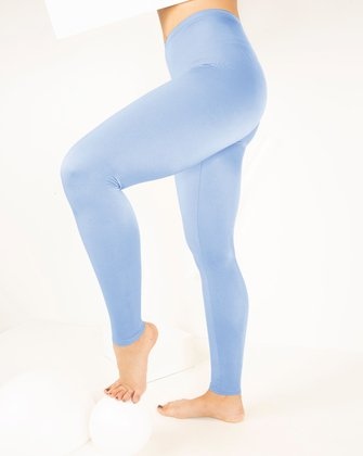 1047 W Baby Blue Tights
