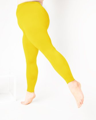 1047 W Yellow Tights