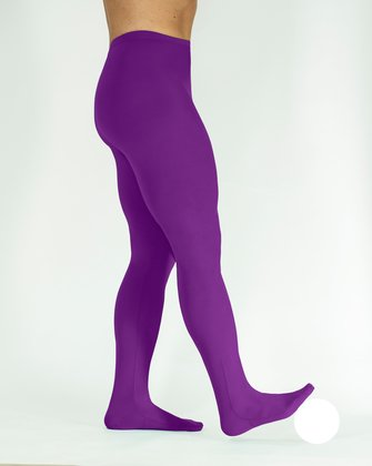 1061 M Amethyst Matte Male Performance Tights