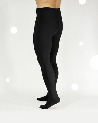 1061 M Black Male Performance Tights
