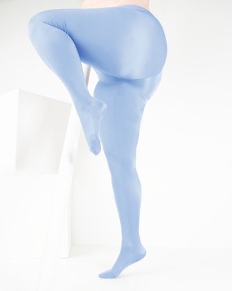 1061 W Baby Blue Tights