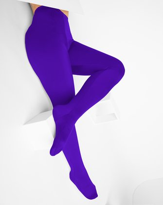 1061 W Violet Performance Tights