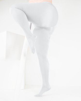 1061 W White Performance Tights