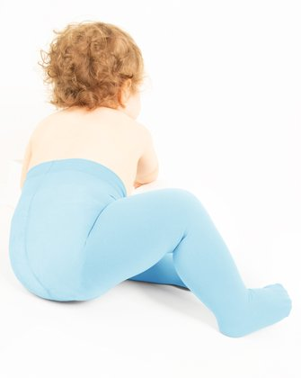 1075 Aquasoft Opaque Kids Microfiber Tights