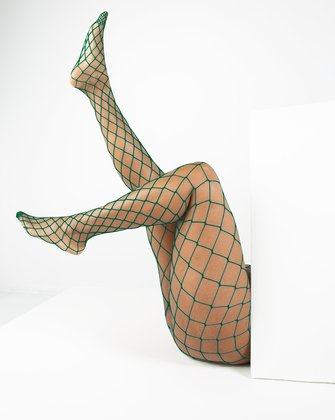 1405 Emerald Diamond Net Fishnets