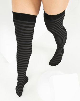 1503 W Charcoal Tights