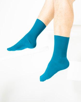 Turquoise Womens Socks | We Love Colors