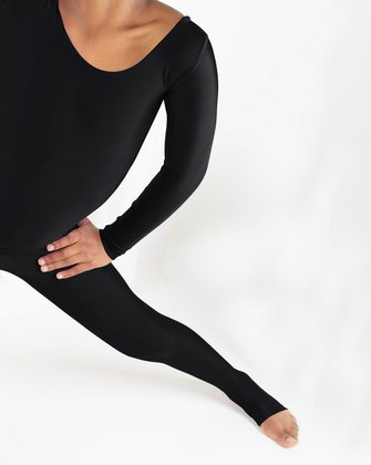 5079 Black Kids Unitard