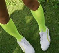Solid Color Sports Socks