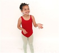 Colored Tank Kids Leotard