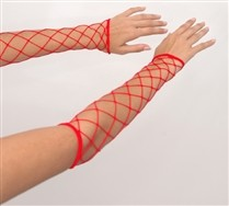 Fence Net Arm Warmers